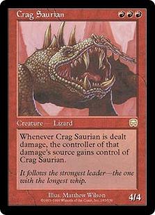Crag Saurian [MM]
