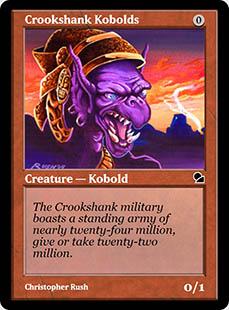 Crookshank Kobolds [MED] (F)