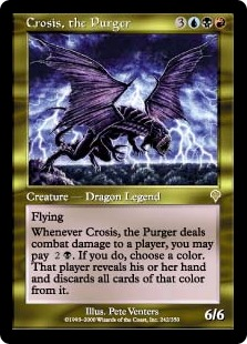 Crosis, the Purger [IN] (F)