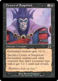 Crown of Suspicion