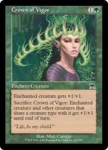 Crown of Vigor