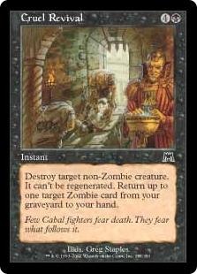 Cruel Revival
