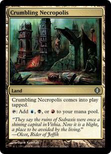 Crumbling Necropolis