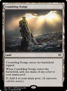 Crumbling Vestige [PRM] (F)