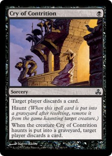 Cry of Contrition [GPT] (F)
