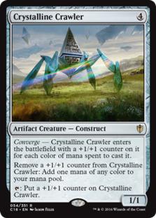 Crystalline Crawler