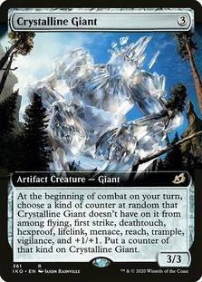 Crystalline Giant <extended> [IKO] (F)