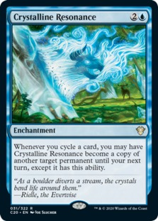 Crystalline Resonance