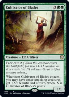 Cultivator of Blades [KHC]