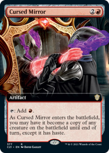 Cursed Mirror <extended> [C21]