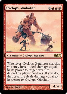 Cyclops Gladiator
