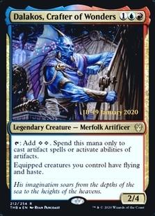 Dalakos, Crafter of Wonders [PRM-PRE] (F)