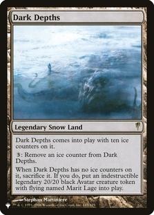 Dark Depths [PLIST]
