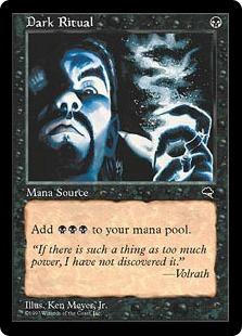 Dark Ritual [TE]