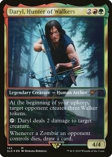 Daryl, Hunter of Walkers [SLD]
