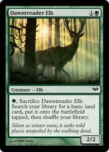 Dawntreader Elk