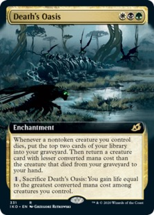 Death's Oasis <extended> [IKO] (F)