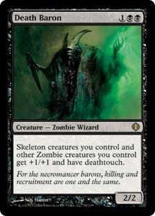 Budget Magic 99 24 Tix Mono Black Zombies Modern