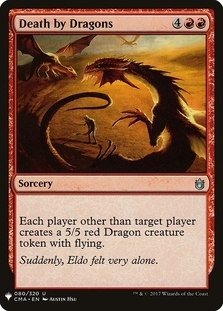 Death by Dragons
