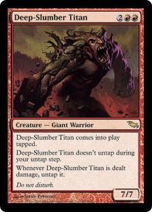 Deep-Slumber Titan