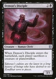 Demon's Disciple