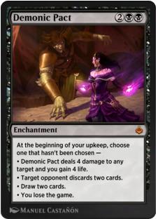 Demonic Pact