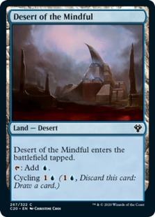 Desert of the Mindful