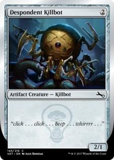 Despondent Killbot