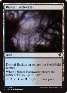 Dismal Backwater