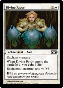 Divine Favor [M13] (F)