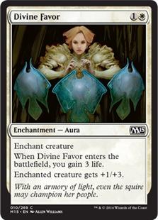 Divine Favor [M15] (F)