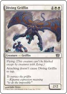 Diving Griffin [8ED] (F)