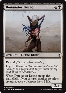 Dominator Drone [BFZ] (F)