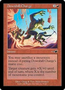 Downhill Charge [NE]
