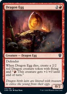 Dragon Egg [CMR] (F)