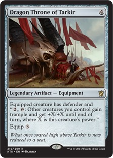 Dragon Throne of Tarkir [KTK] (F)