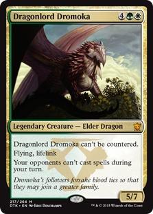 Dragonlord Dromoka [DTK] (F)