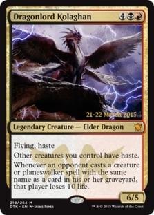 Dragonlord Kolaghan [PRM-PRE] (F)