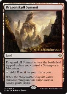 Dragonskull Summit [PRM-PRE] (F)