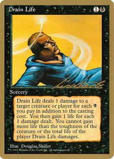 Drain Life <Leon Lindback> [PTC]
