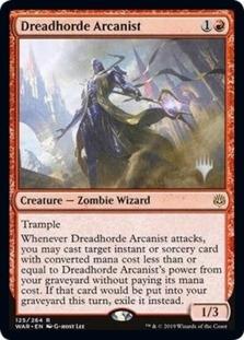 Dreadhorde Arcanist [PPELD]