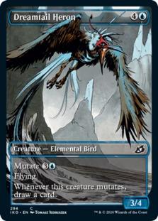 Dreamtail Heron