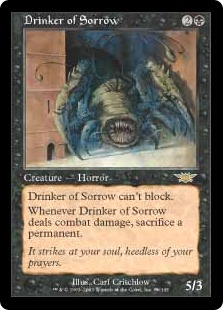 Drinker of Sorrow