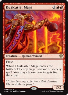 Blue-Red Wizards Dualcaster%2BMage%2B%255BCM2%255D