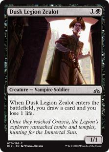 Dusk Legion Zealot [RIX]