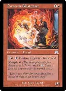 Dwarven Blastminer