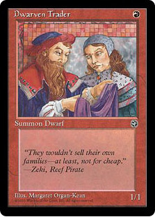 Dwarven Trader <B> [HML]