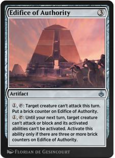 Edifice of Authority