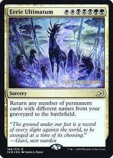 Eerie Ultimatum [PRM-PRE] (F)