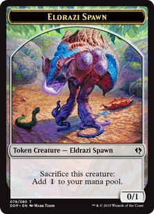 Eldrazi Spawn <78> [DDP]